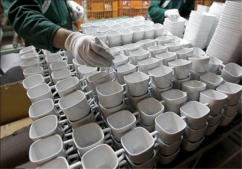 کاهش ظرفیت تولید چینی در ایران