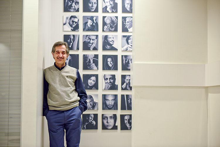 نگاهی به زندگی علیاصغر ترکیان، بنیانگذار سینماتیکت