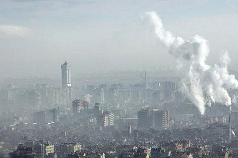 وضعیت آلودگی هوای ایران خطرناک است