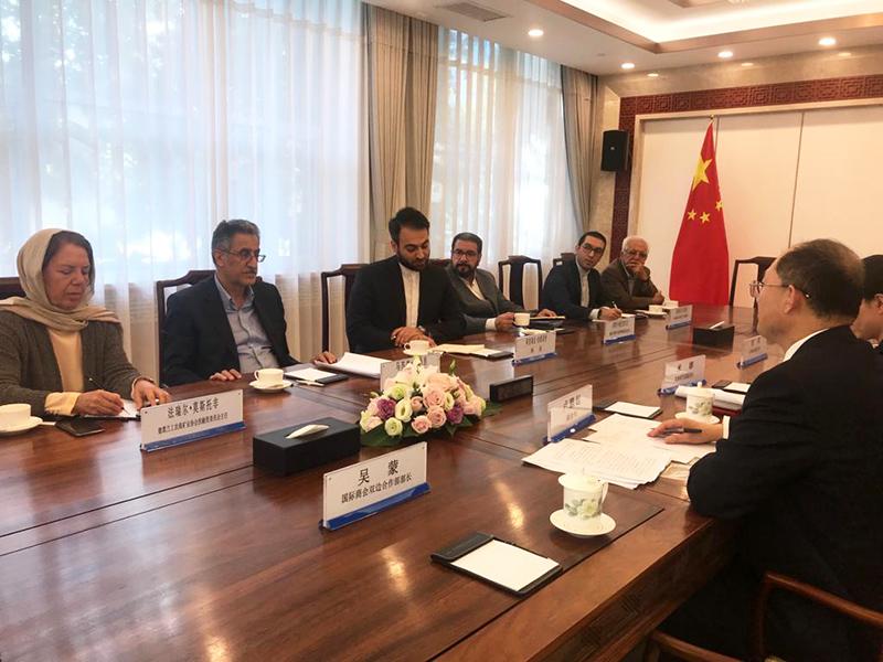 تشکیل کمیته داوری بین فعالان بخش خصوصی ایران و چین