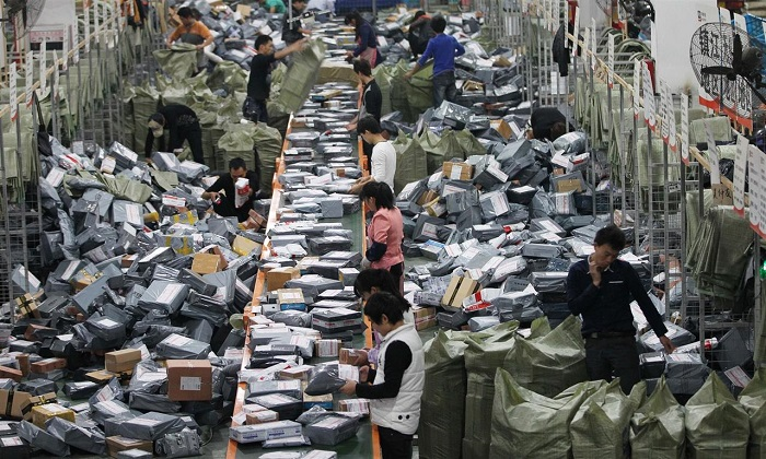 نبردی واقعی  بین خرده فروش های آنلاین چینی
