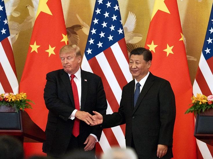 چند قدم تا صلح تجاری