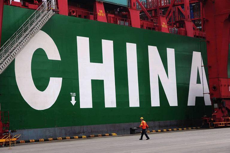 صادرات چین در ماه نوامبر افت کرد