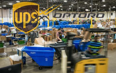 استارت آپی برای بازگشت محصولات در خرید آنلاین