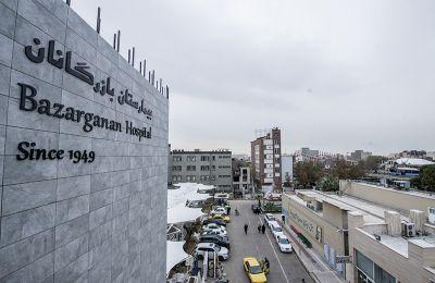 احیای کودک مبتلا به آنفلوآنزا در بیمارستان بازرگانان