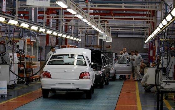 سیری ناپذیری بازار خودرو