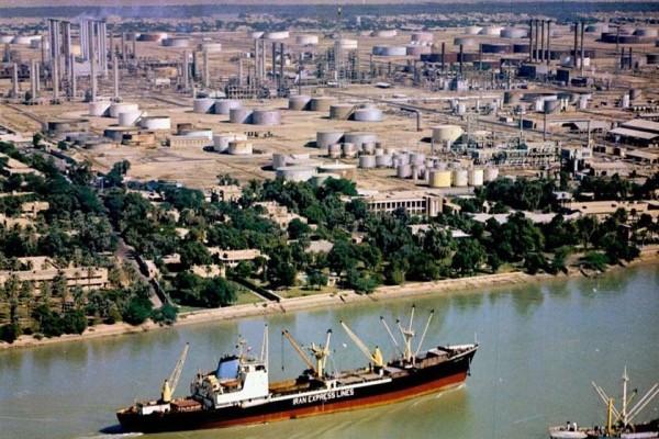 شهر صنعت نفت در جنوب غرب ایران