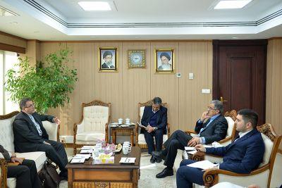 همکاری بخش خصوصی با دستگاه دیپلماسی برای بهبود مناسبات اقتصادی