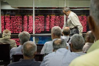 بورس ایران در آستانه 500 هزار واحدی شدن