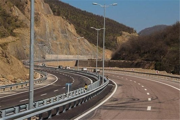 منطقه یک آزادراه تهران-شمال فردا افتتاح می شود