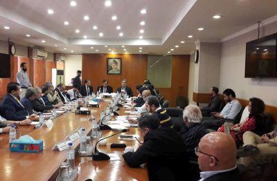 آمادگی اتاق تهران برای پذیرش هیات تجاری از پاکستان