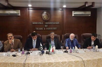 تلاش بخشخصوصی برای ورود پاکستان به دایره شرکای تجاری ایران