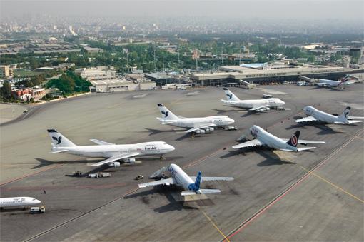 افزایش پروازهای داخلی منوط به رفع محدودیت سفر به استانهاست