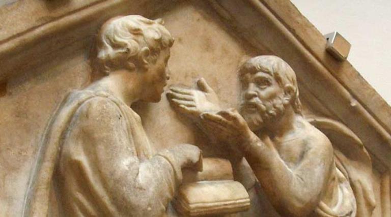 افلاطون اشتباه میکند