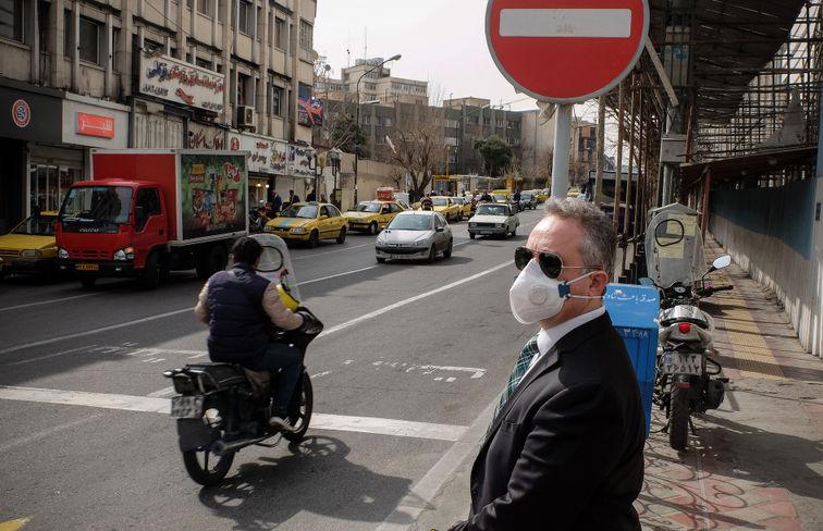 پوشیدن ماسک برای مراجعه به اتاق تهران الزامی است