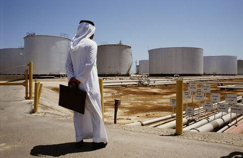 تلاش پادشاهی برای جدایی از نفت