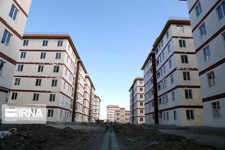 تحویل زمین برای ساخت ۵۲ هزار واحد مسکن ملی