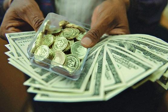 رشد تقاضا قیمت سکه را بالا برد