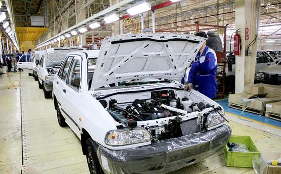 داخلیسازی تمام قطعات خودرو دور نیست