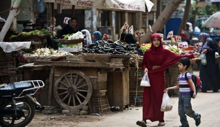 اقتصاد مصر تعطیلی خود را تعطیل کرد