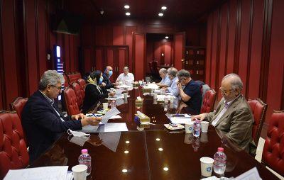 اعضای هیات مدیره بنیاد نیکوکاری بازرگانان انتخاب شدند