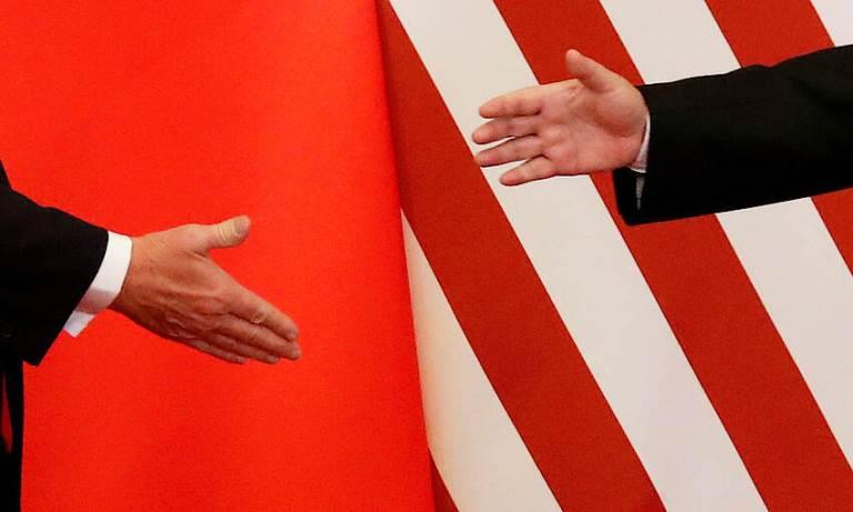 استفاده چین از کرونا برای دست به سر کردن آمریکا