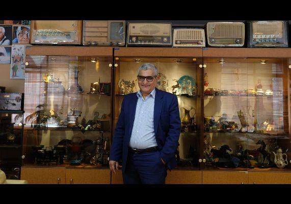 نگاهی به زندگی سعید افشار، کارآفرینی که با فلسفه واحد تولیدی اش را اداره می کند
