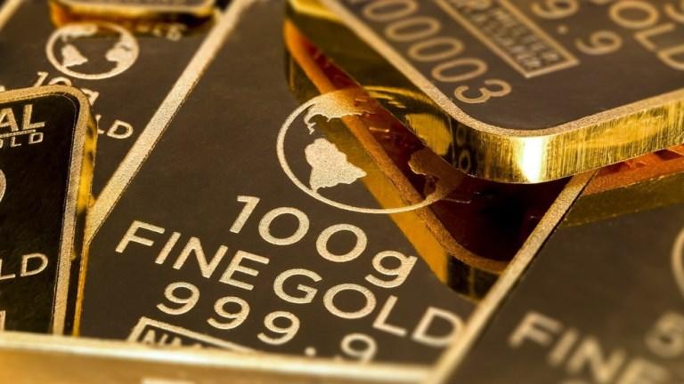 سقوط دلار به پایینترین سطح یک ماهه/ قیمت جهانی طلا رشد کرد