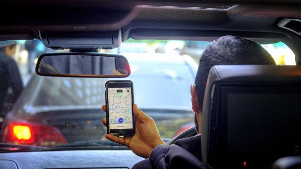 اوبر طرح آزمایشی تعیین قیمت توسط راننده را کلید می زند