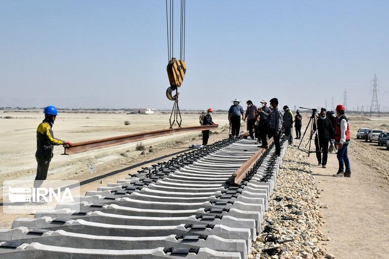 راه آهن شلمچه- بصره یک گام به اجرا نزدیک شد