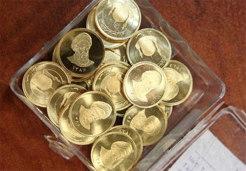 سقوط قیمت سکه به کانال ۱۰ میلیون تومانی