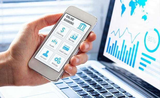 بانکداری الکترونیکی نقدینگی را کنترل می کند؟