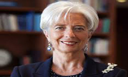رییس صندوق بینالمللی پول
