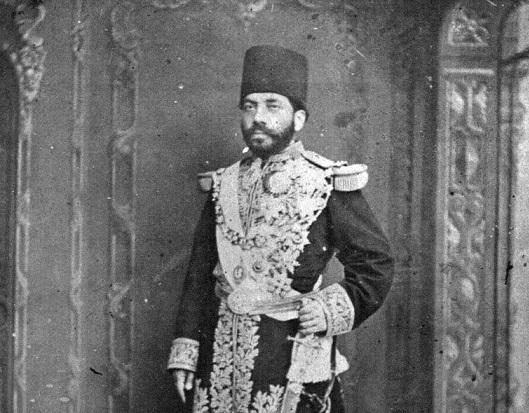 """Résultat de recherche d'images pour """"سپهسالار میرزا حسین خان مشیرالدوله"""""""